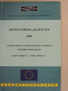 Bakács András - Monitoring jelentés 2006 [antikvár]
