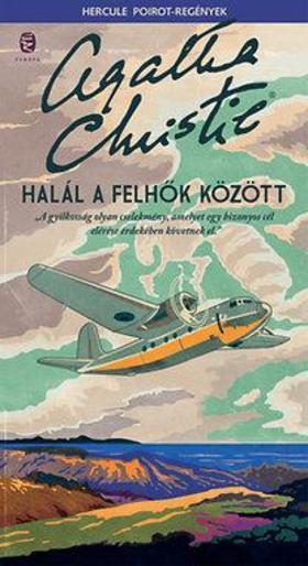 Agatha Christie - Halál a felhők között