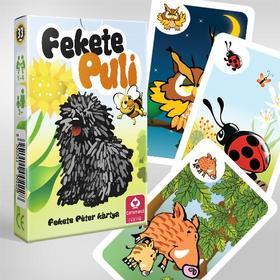 CartaCo kft - Fekete Puli, Fekete Péter kártya játék