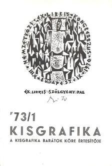 Galambos Ferenc - Kisgrafika 73/1 [antikvár]