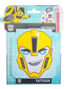 Transformers 3D 50 tetoválás