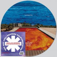 Red Hot Chili Peppers - CALIFORNICATION 2LP RED HOT CHILI PEPPERS - PICTURE DISC