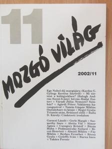 Aletta Vid - Mozgó Világ 2002. november [antikvár]