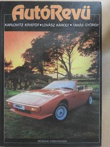 Karlovitz Kristóf - AutóRevü [antikvár]