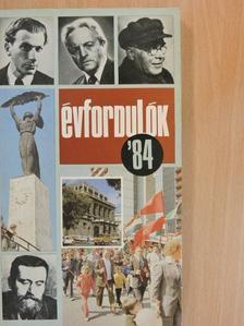 Gárdos Miklós - Évfordulók '84 [antikvár]