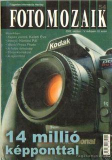 Sulyok László - Foto Mozaik 2002. október 10. szám [antikvár]