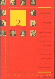 Karádi Éva - Európai Elsőkönyvesek Fesztiválja - 2002 [antikvár]