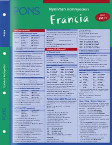 Pons - NYELVTAN KÖNNYEDÉN - FRANCIA - PONS