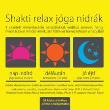Bakos Judit Eszter PhD | Virinchi Shakti - Shakti Relax jóga nidrák