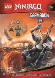 LEGO Ninjago - Gardamon fiai + ajándék minifigurával