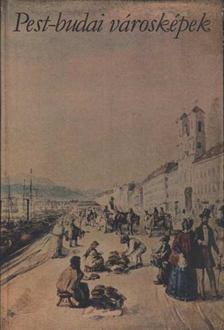 Granasztói Pál - Pest-budai városképek [antikvár]
