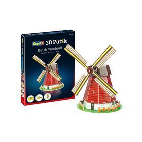 00110 R - REVELL HOLLAND SZÉLMALOM MINI 3D PUZZLE (00110)