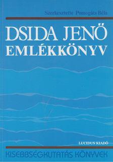 Pomogáts Béla - Dsida Jenő emlékkönyv [antikvár]