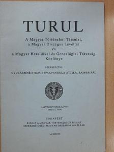 Borsa Iván - Turul 1993/1-2. [antikvár]