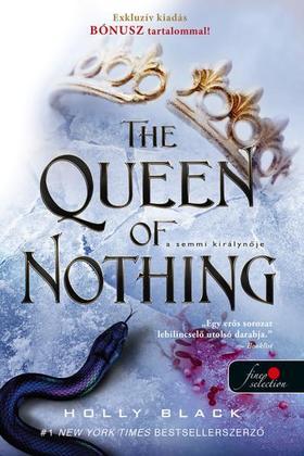 Holly Black - The Queen of Nothing - A semmi királynője (A levegő népe 3.)