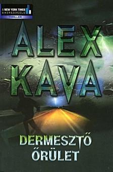 Alex Kava - Dermesztő őrület [eKönyv: epub, mobi]