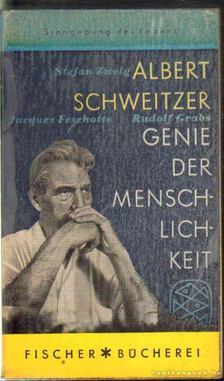 Albert Schweitzer - Genie der Menschlichkeit [antikvár]
