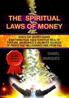 Marques Daniel - The Spiritual Laws of Money [eKönyv: epub, mobi]
