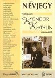 Szabó Bea, Kondor Katalin - Névjegy [antikvár]