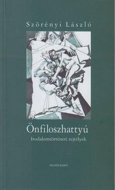 Szörényi László - Önfiloszhattyú [antikvár]
