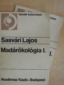 Sasvári Lajos - Madárökológia I-II. [antikvár]