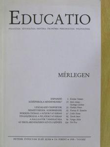 Ádám Anetta - Educatio 1998/1-4. [antikvár]