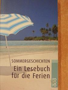 Ernest Hemingway - Sommergeschichten [antikvár]