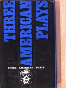 Eugene O'Neill - Three American Plays [antikvár]