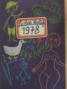 Balázs-Piri Balázs - Ludas Matyi Évkönyve 1978 [antikvár]