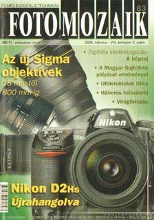 Sulyok László - Foto Mozaik 2005. március 3. szám [antikvár]