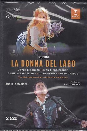 ROSSINI - LA DONNA DEL LAGO THE METROPOLITAN OPERA DVD
