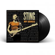 Sting - MY SONGS 2LP STING