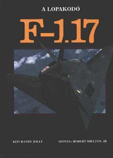 Shelton, Robert Jr. - A lopakodó F-117 [antikvár]