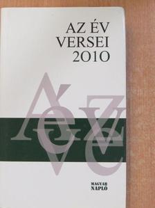 Ágh István - Az év versei 2010 [antikvár]
