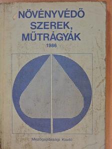 Dr. Bordás Sándor - Növényvédő szerek, műtrágyák 1986 [antikvár]