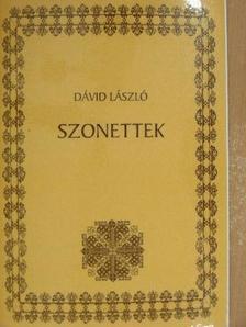 Dávid László - Szonettek [antikvár]