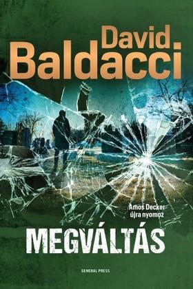 David BALDACCI - Megváltás [eKönyv: epub, mobi]