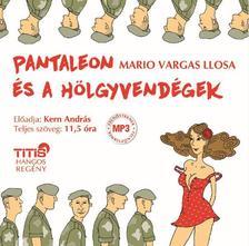 Mario VARGAS LLOSA - Pantaleon és a hölgyvendégek