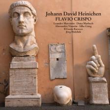 HEINICHEN - FLAVIO CRISPO 3CD HALUBEK