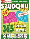 CSOSCH KIADÓ - ZsebRejtvény SZUDOKU Könyv 45.