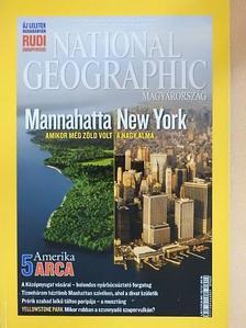 George Johnson - National Geographic Magyarország 2009. szeptember [antikvár]