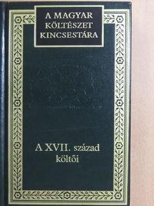 Balassa Bálint - A XVII. század költői [antikvár]