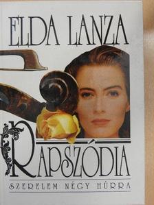 Elda Lanza - Rapszódia [antikvár]