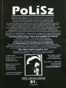 Csallóközi Zoltán - PoLíSz 2005. (nem teljes évfolyam) [antikvár]