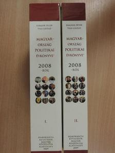 Ángyán József - Magyarország politikai évkönyve 2008-ról I-II. [antikvár]