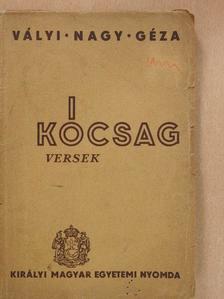 Vályi Nagy Géza - Kócsag [antikvár]