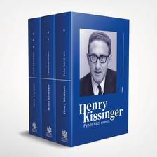 Henry Kissinger - Henry Kissinger: Fehér házi éveim I-III.