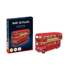00113 - REVELL LONDON BUS MINI 3D PUZZLE (00113)