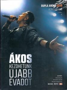Ákos - KEZDHETÜNK ÚJABB ÉVADOT DVD ÁKOS