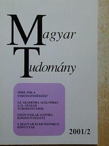 Beck Mihály - Magyar Tudomány 2001. február [antikvár]